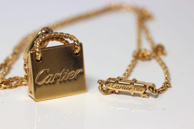 カルティエ バッグチャーム&チェーン