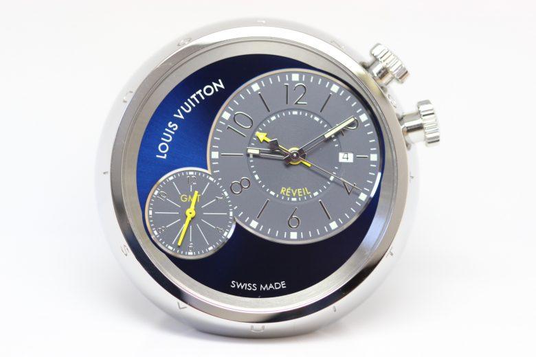 タンブール 置き時計 q181e 正面