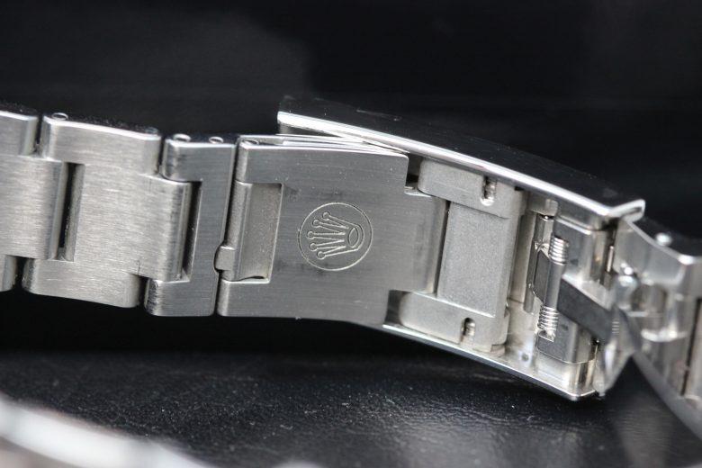 ロレックス 116660 フリップロック