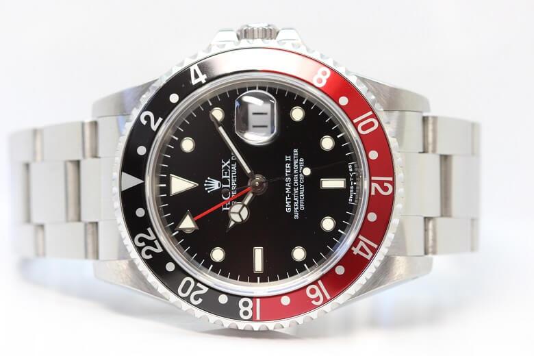 new products be7b7 1443c ロレックス GMTマスターの買取価格が定価超え! | 買取 質屋 ...