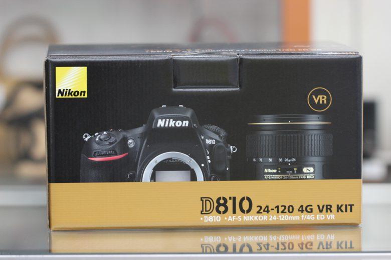 ニコン D810 24-120