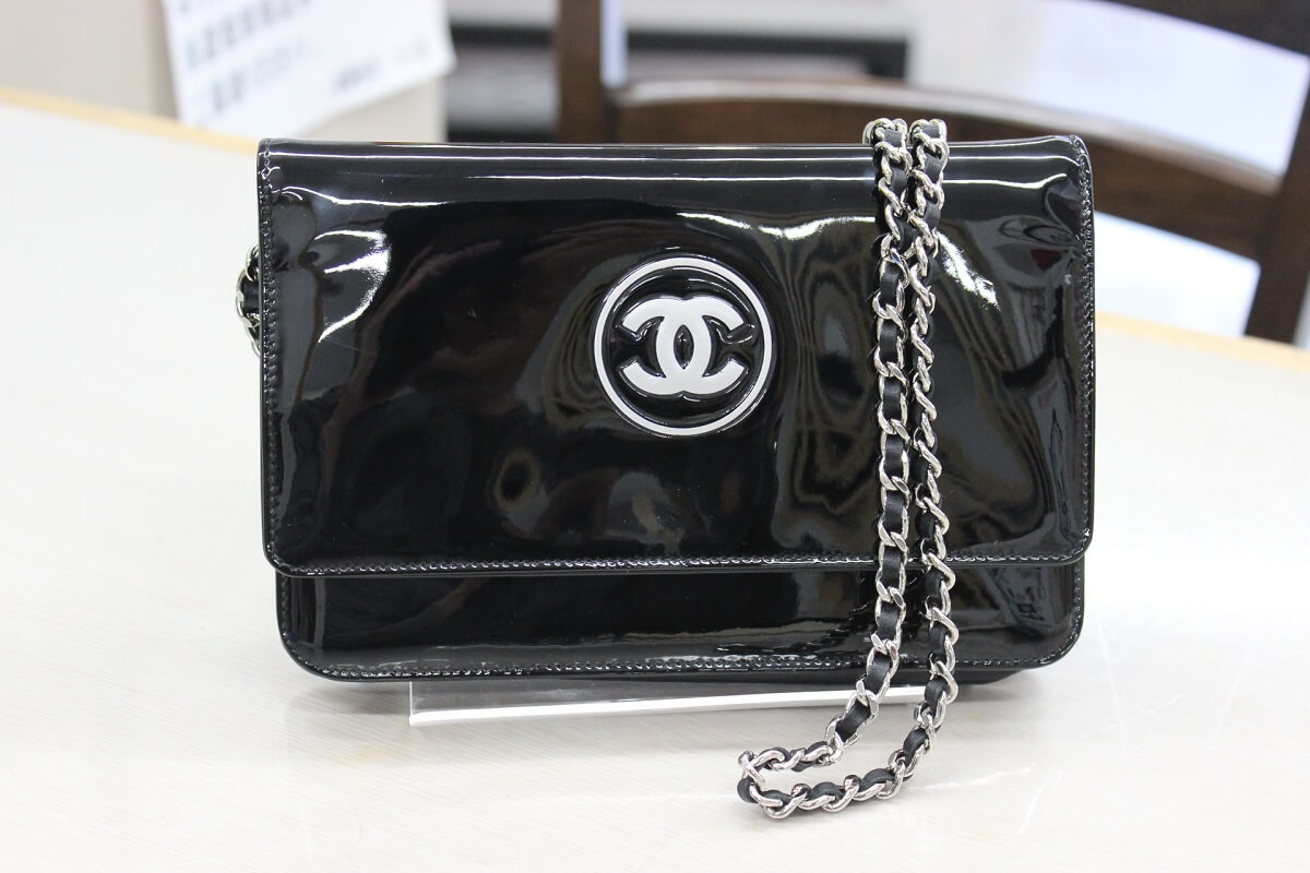chanel-chainwallet
